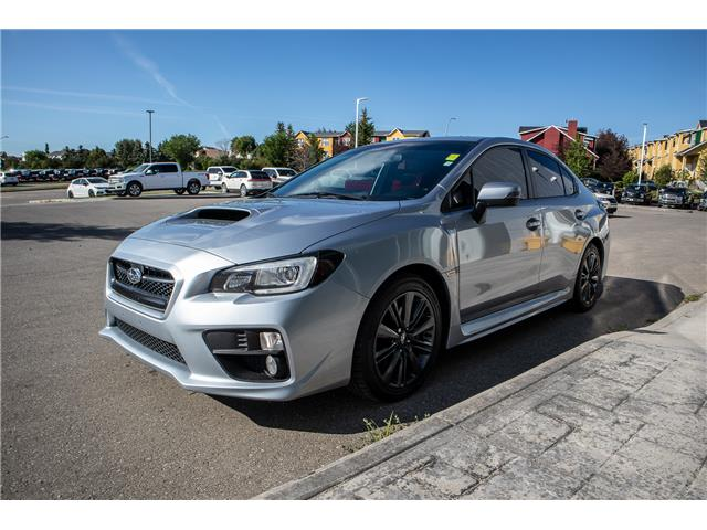 2016 Subaru WRX  (Stk: B81434A) in Okotoks - Image 1 of 22