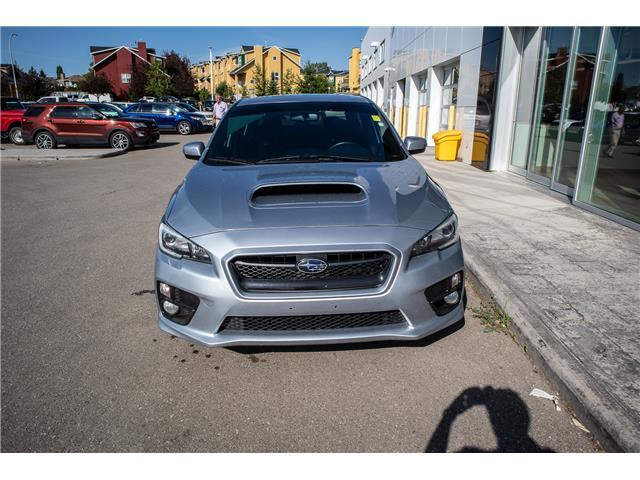 2016 Subaru WRX  (Stk: B81434A) in Okotoks - Image 2 of 22