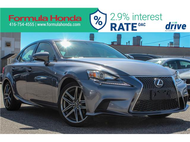 2015 Lexus IS 250 Base (Stk: B11242A) in Scarborough - Image 1 of 26