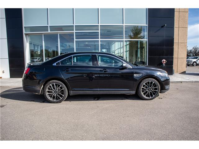 2018 Ford Taurus Limited (Stk: B81476) in Okotoks - Image 4 of 22