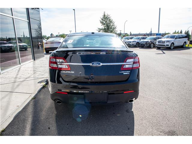 2018 Ford Taurus Limited (Stk: B81476) in Okotoks - Image 6 of 22
