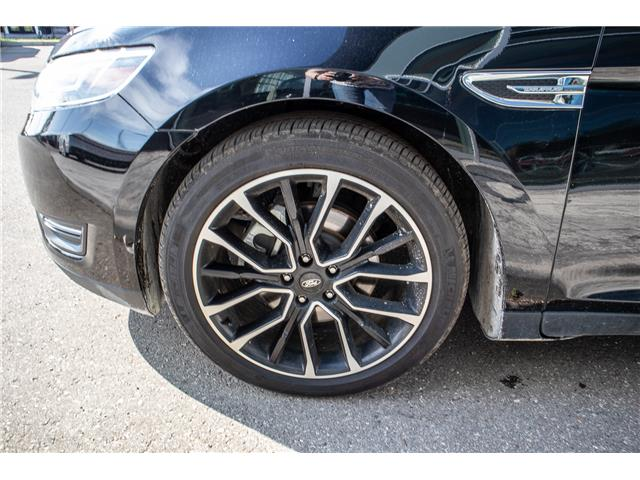 2018 Ford Taurus Limited (Stk: B81476) in Okotoks - Image 7 of 22