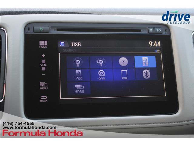 2016 Honda HR-V EX (Stk: B11272) in Scarborough - Image 14 of 29