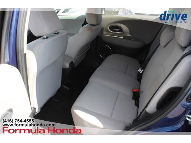 2016 Honda HR-V EX (Stk: B11272) in Scarborough - Image 24 of 29