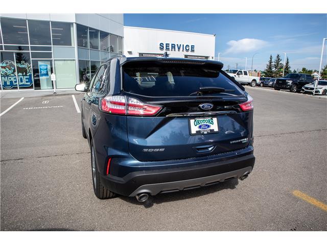 2019 Ford Edge Titanium (Stk: KK-204) in Okotoks - Image 3 of 5