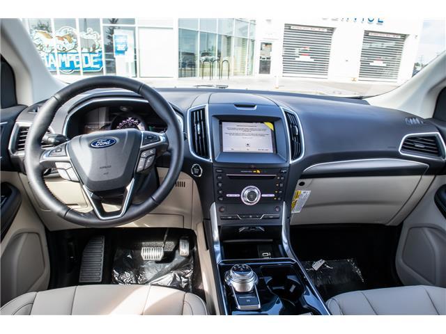 2019 Ford Edge Titanium (Stk: KK-204) in Okotoks - Image 4 of 5