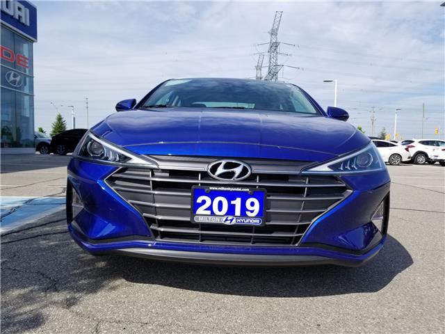 2019 Hyundai Elantra Luxury (Stk: 771929) in Milton - Image 2 of 15