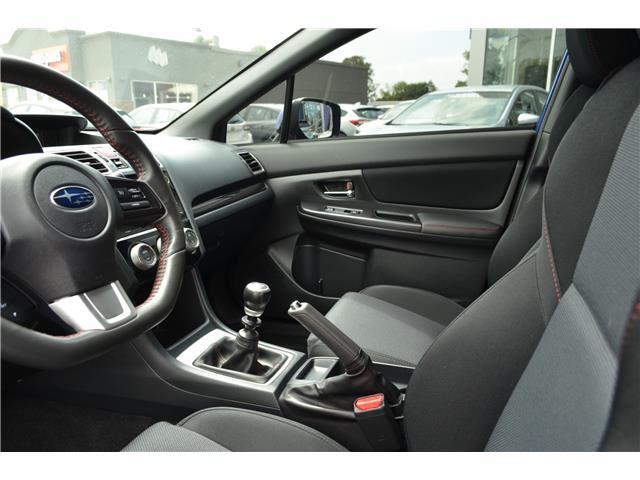 2017 Subaru WRX Base (Stk: Z1519) in St.Catharines - Image 8 of 25