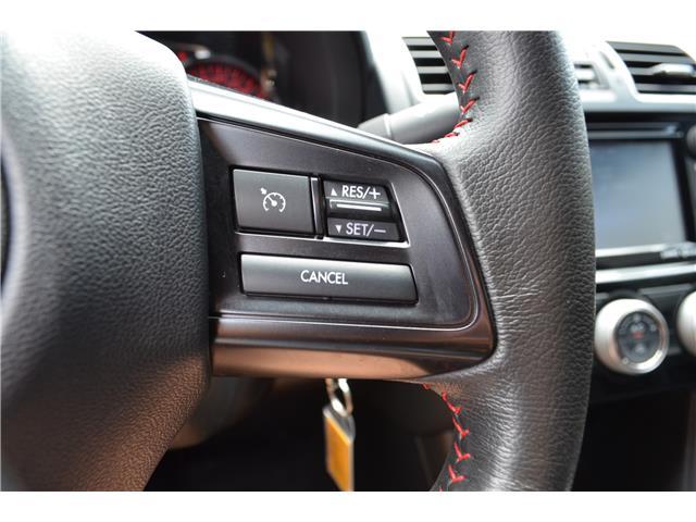 2017 Subaru WRX Base (Stk: Z1519) in St.Catharines - Image 13 of 25