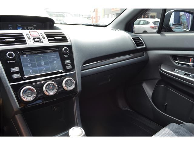 2017 Subaru WRX Base (Stk: Z1519) in St.Catharines - Image 22 of 25