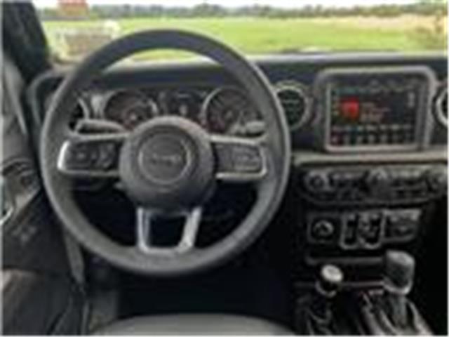 2019 Jeep Wrangler Unlimited Sahara (Stk: W607328) in Courtenay - Image 13 of 23