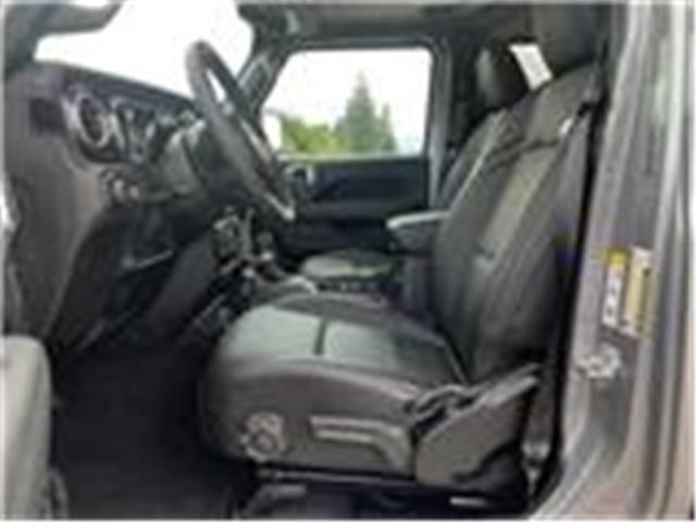 2019 Jeep Wrangler Unlimited Sahara (Stk: W607328) in Courtenay - Image 11 of 23