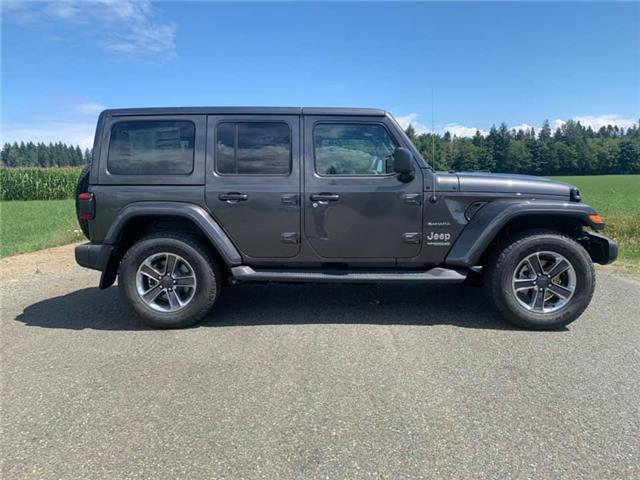 2019 Jeep Wrangler Unlimited Sahara (Stk: W607328) in Courtenay - Image 8 of 23