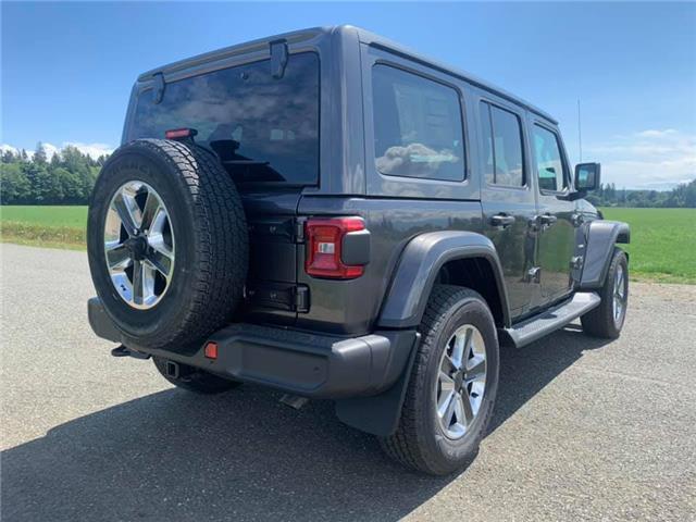 2019 Jeep Wrangler Unlimited Sahara (Stk: W607328) in Courtenay - Image 7 of 23