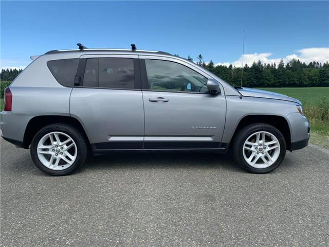 2014 Jeep Compass Limited (Stk: d422998a) in Courtenay - Image 9 of 27
