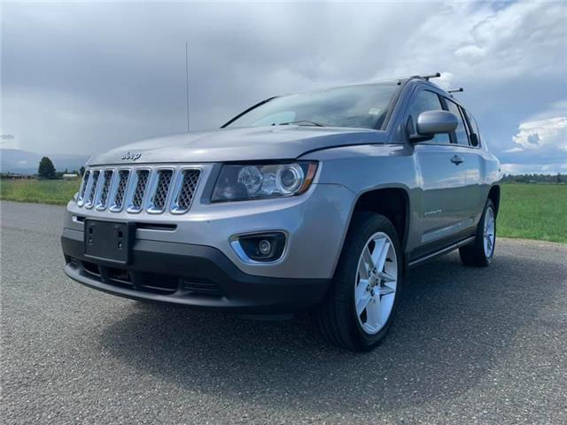 2014 Jeep Compass Limited (Stk: d422998a) in Courtenay - Image 3 of 27