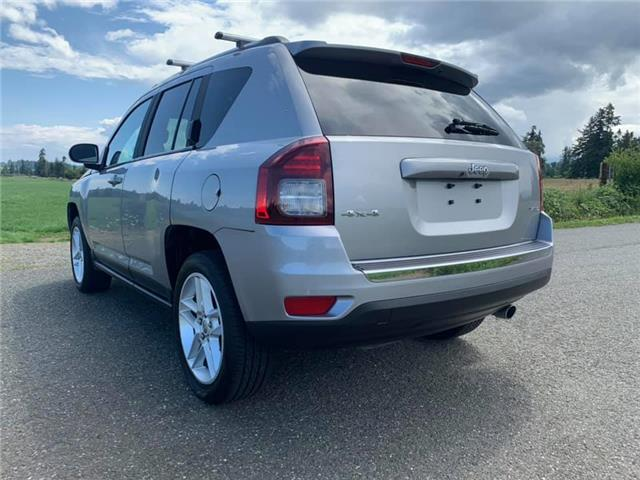 2014 Jeep Compass Limited (Stk: d422998a) in Courtenay - Image 5 of 27
