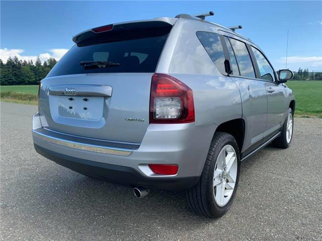 2014 Jeep Compass Limited (Stk: d422998a) in Courtenay - Image 8 of 27
