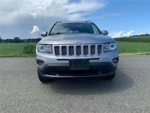 2014 Jeep Compass Limited (Stk: d422998a) in Courtenay - Image 2 of 27