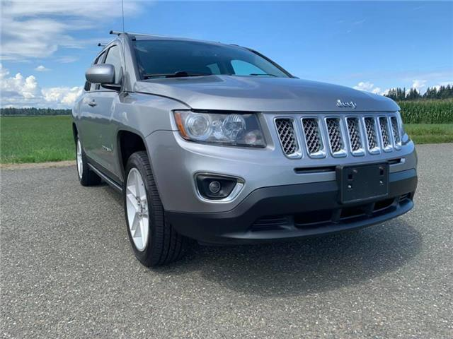 2014 Jeep Compass Limited (Stk: d422998a) in Courtenay - Image 1 of 27