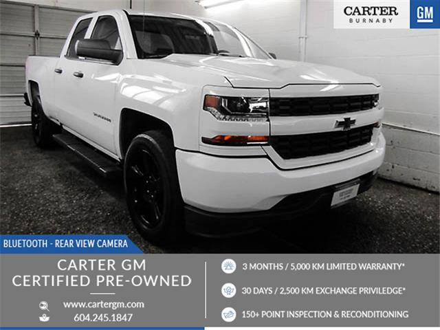 2017 Chevrolet Silverado 1500 Silverado Custom (Stk: P9-58980) in Burnaby - Image 1 of 21