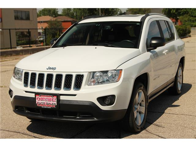2012 Jeep Compass Sport/North (Stk: 1906273) in Waterloo - Image 1 of 26