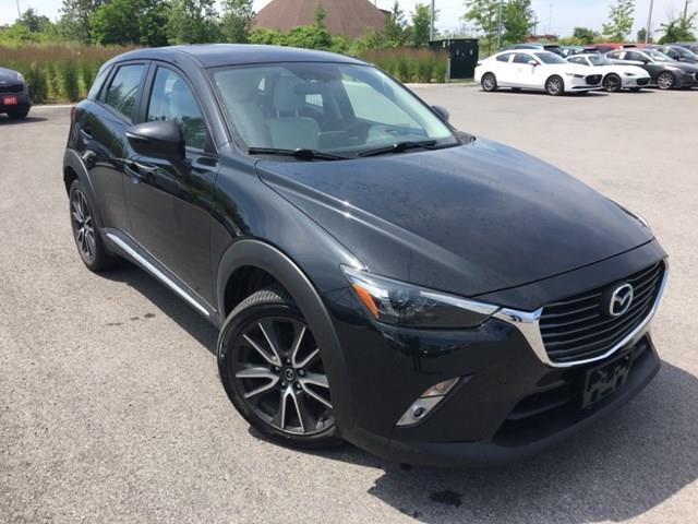 2016 Mazda CX-3 GT (Stk: 2142A) in Ottawa - Image 1 of 20