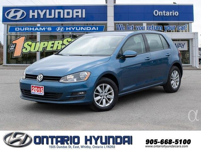 2015 Volkswagen Golf TDI (Stk: 88425K) in Whitby - Image 1 of 17