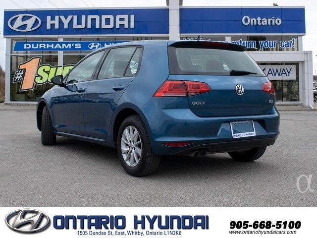 2015 Volkswagen Golf TDI (Stk: 88425K) in Whitby - Image 5 of 17