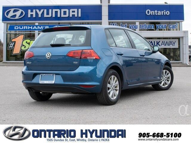 2015 Volkswagen Golf TDI (Stk: 88425K) in Whitby - Image 6 of 17