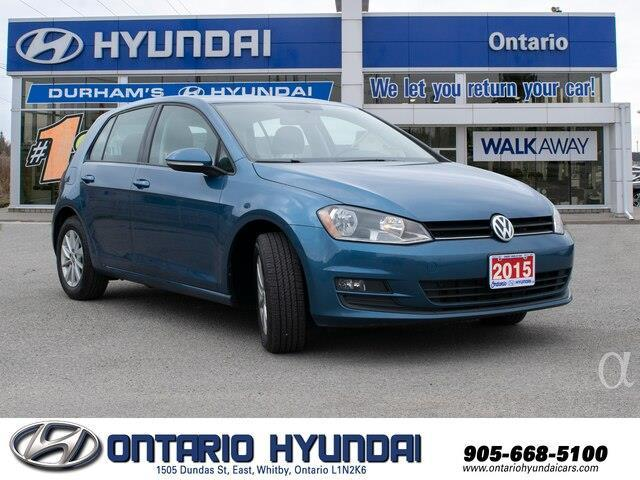 2015 Volkswagen Golf TDI (Stk: 88425K) in Whitby - Image 7 of 17