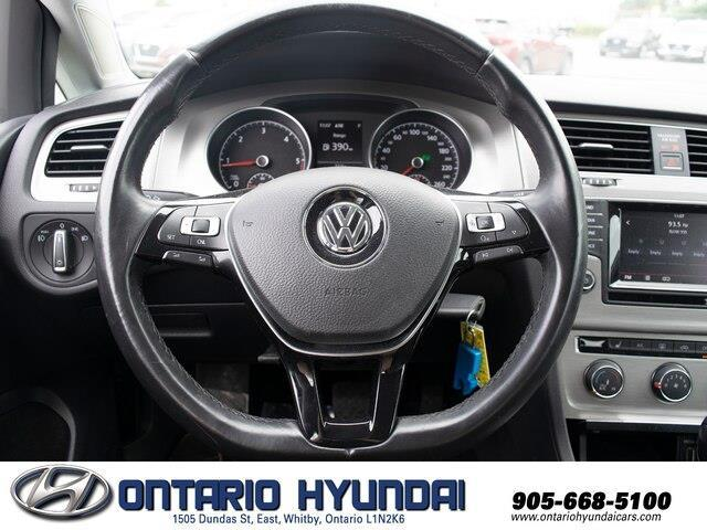 2015 Volkswagen Golf TDI (Stk: 88425K) in Whitby - Image 8 of 17