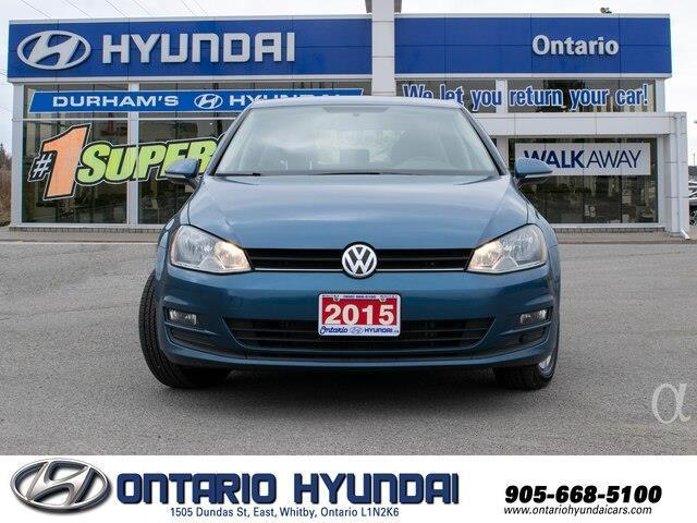 2015 Volkswagen Golf TDI (Stk: 88425K) in Whitby - Image 13 of 17