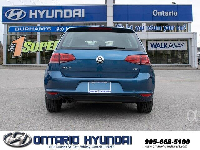 2015 Volkswagen Golf TDI (Stk: 88425K) in Whitby - Image 14 of 17