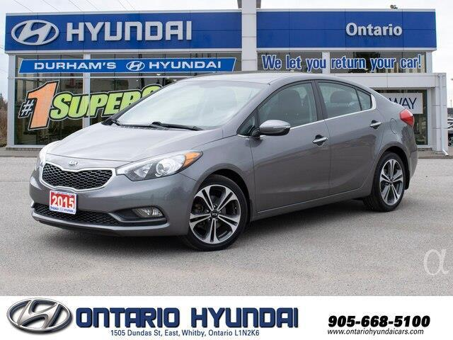 2015 Kia Forte  (Stk: 27275K) in Whitby - Image 1 of 19