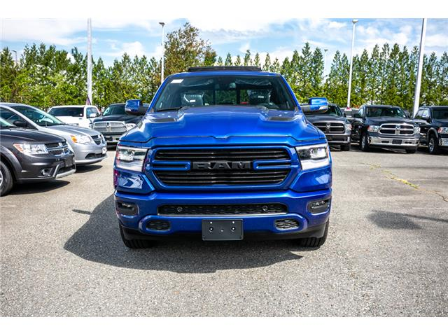 2019 RAM 1500 Sport (Stk: K758589) in Abbotsford - Image 2 of 23