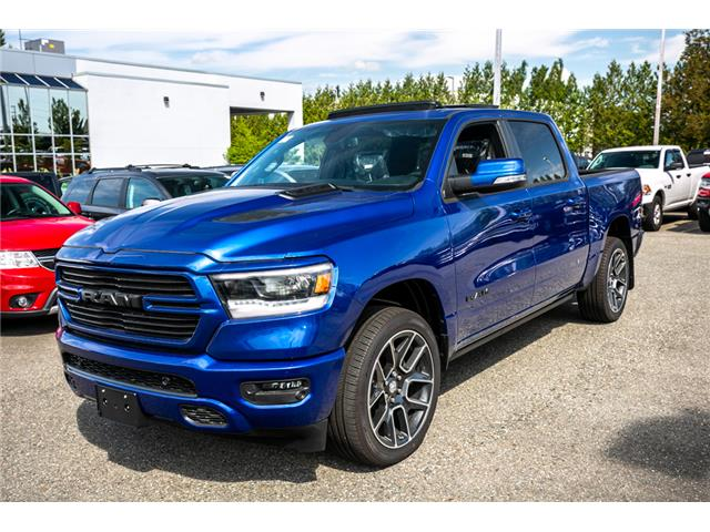 2019 RAM 1500 Sport (Stk: K758589) in Abbotsford - Image 3 of 23