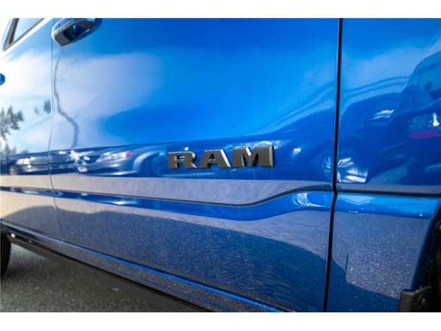 2019 RAM 1500 Sport (Stk: K758589) in Abbotsford - Image 11 of 23