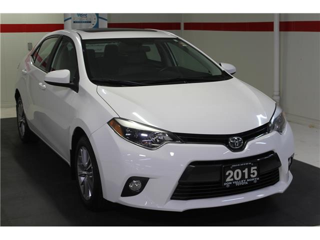 2015 Toyota Corolla LE (Stk: 298672S) in Markham - Image 2 of 25