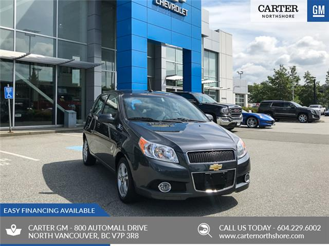2010 Chevrolet Aveo LT (Stk: 972590) in North Vancouver - Image 1 of 26