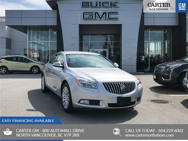 2011 Buick Regal CXL (Stk: 972610) in North Vancouver - Image 1 of 27