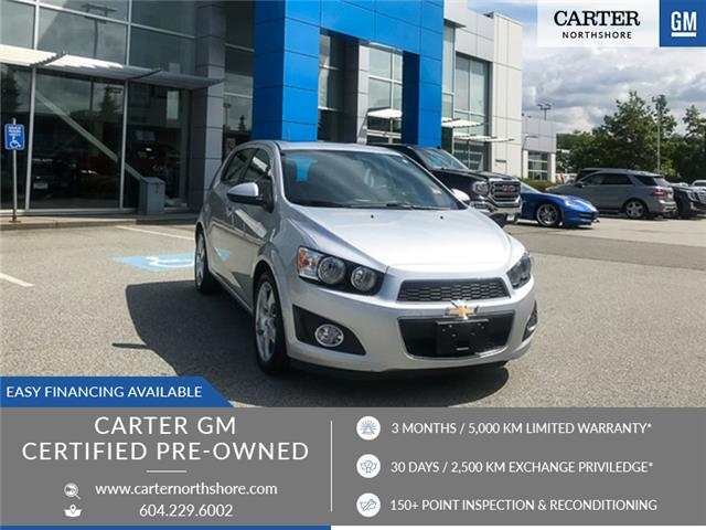 2016 Chevrolet Sonic LT Auto (Stk: 972600) in North Vancouver - Image 1 of 26