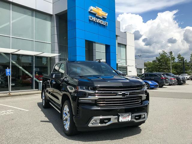 2019 Chevrolet Silverado 1500 High Country (Stk: 9L77090) in North Vancouver - Image 2 of 12