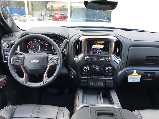 2019 Chevrolet Silverado 1500 High Country (Stk: 9L77090) in North Vancouver - Image 9 of 12