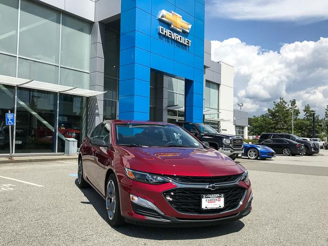 2019 Chevrolet Malibu RS (Stk: 9M41960) in North Vancouver - Image 2 of 12