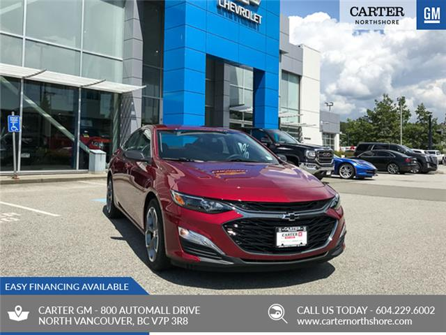 2019 Chevrolet Malibu RS (Stk: 9M41960) in North Vancouver - Image 1 of 12