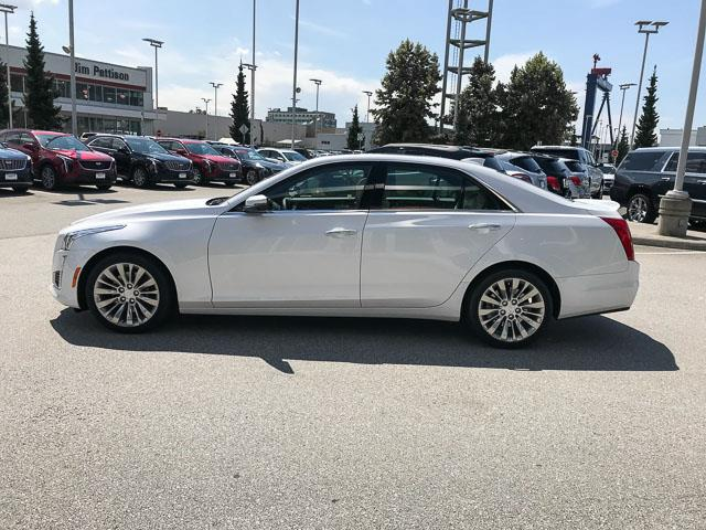 2019 Cadillac CTS 3.6L Luxury (Stk: 9D98711) in North Vancouver - Image 7 of 26