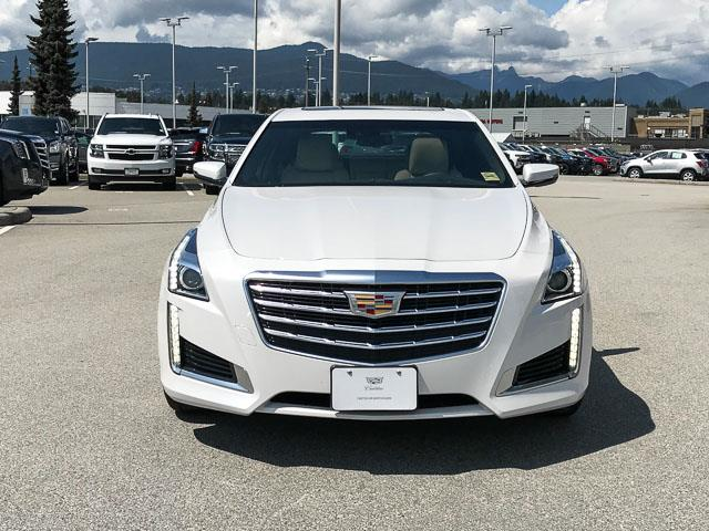 2019 Cadillac CTS 3.6L Luxury (Stk: 9D98711) in North Vancouver - Image 9 of 26