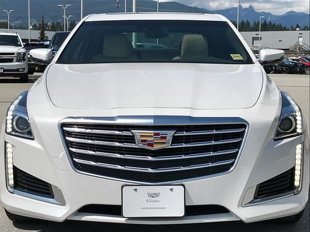 2019 Cadillac CTS 3.6L Luxury (Stk: 9D98711) in North Vancouver - Image 10 of 26