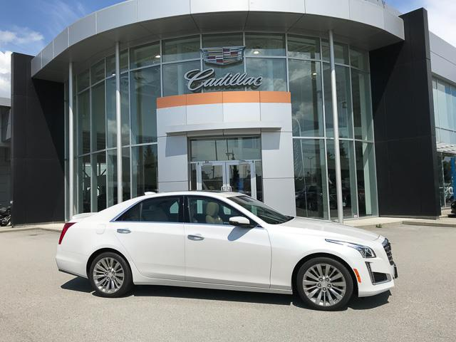 2019 Cadillac CTS 3.6L Luxury (Stk: 9D98711) in North Vancouver - Image 3 of 26